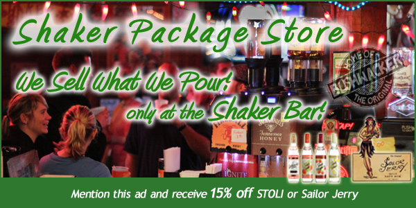 Sandshaker Package Store